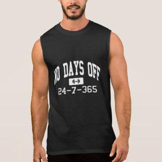 Geen Dagen van de T-shirt van de Training