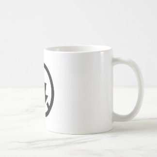 Geen Fotografie van de Flits Koffiemok