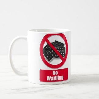 geen het waffling koffiemok