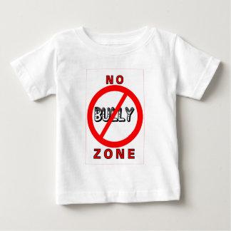 Geen intimideer Streek Baby T Shirts