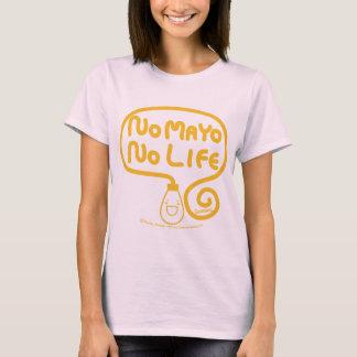 Geen Mayo Geen Leven T Shirt