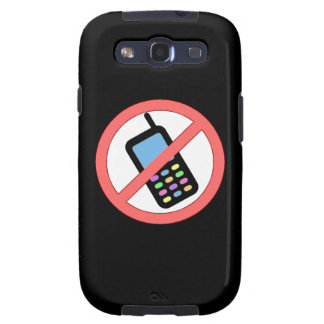 Geen Mobiele Telefoons Samsung Galaxy S3 Covers