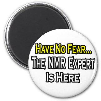 Geen NMR Deskundige van de Vrees… Koelkast Magneten