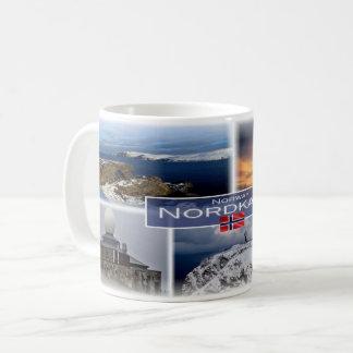 GEEN Noorwegen - Nordkapp - de Kaap van het Koffiemok