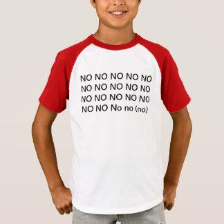 geen nr nr t shirt
