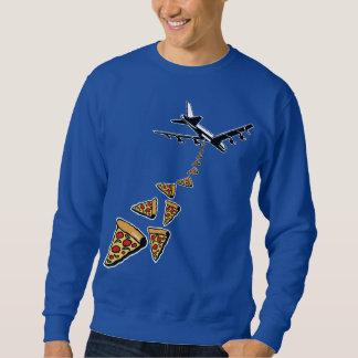 Geen oorlog meer pizza trui