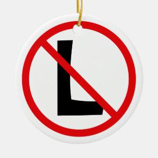 Geen Ornament van L