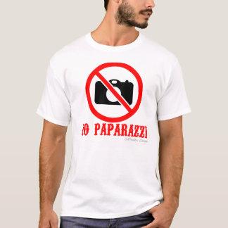 Geen Overhemd Paparazzi T Shirt