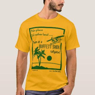 Geen plaats ..... Buffett toont T Shirt