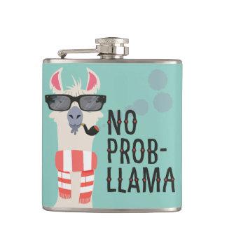 Geen prob-Lama Heupfles