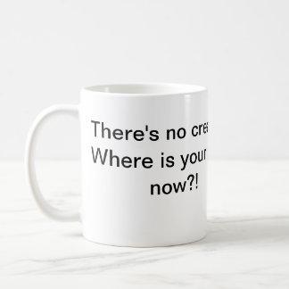 Geen Room Geen God Koffiemok