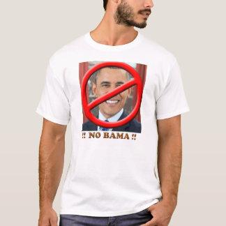 Geen T-shirt Obama