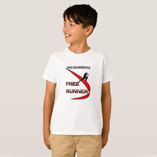 geen t-shirt van de barrières vrij agent