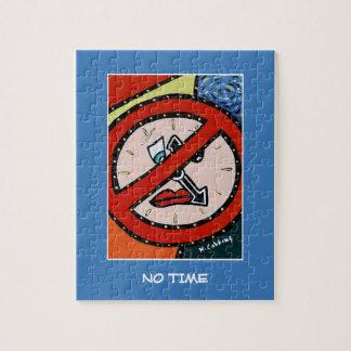 Geen Tijd - de Stukken van de Tijd Puzzel
