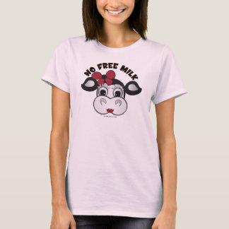 Geen Vrije Melk T Shirt