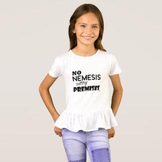 Geen Wraakgodin in mijn Gebouw T Shirt
