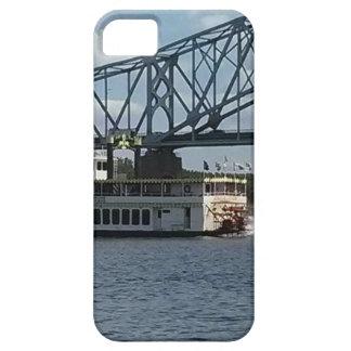 Geest van Dubuque op de Rivier van de Mississippi Barely There iPhone 5 Hoesje