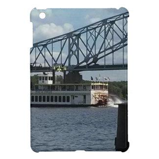 Geest van Dubuque op de Rivier van de Mississippi iPad Mini Cases