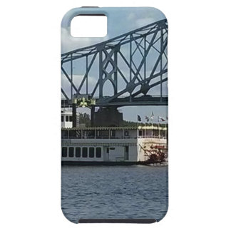 Geest van Dubuque op de Rivier van de Mississippi Tough iPhone 5 Hoesje