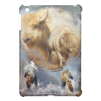 Geest van het Witte Hoesje van de Kunst van Hoesjes Voor iPad Mini