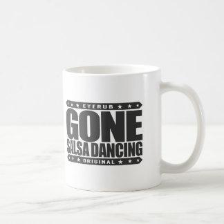 GEGAANE SALSA die - de Latijns-Amerikaanse Dansen Koffiemok
