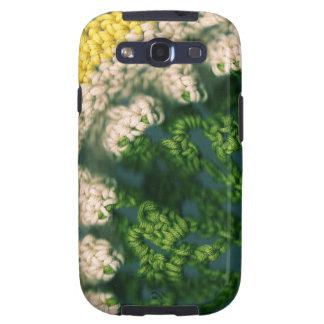 Gehaakte foto-Op Galaxy S3 Cases