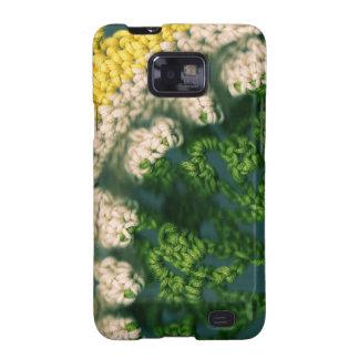 Gehaakte foto-Op Samsung Galaxy SII Hoesjes