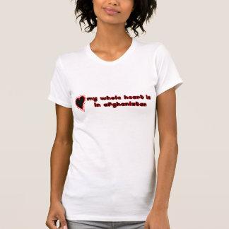 geheel hart Afghanistan T Shirt