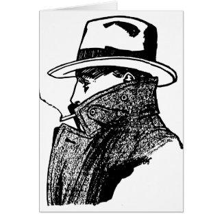 Geheimagent Wenskaart