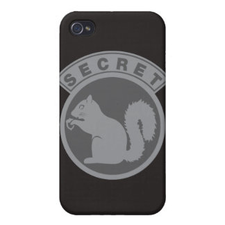 Geheime Eekhoorn iPhone 4/4S Cover