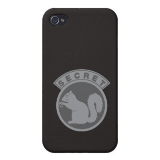 Geheime Eekhoorn iPhone 4 Hoesje