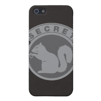 Geheime Eekhoorn iPhone 5 Hoesjes