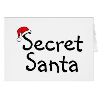 Geheime Kerstman 2 Kaart