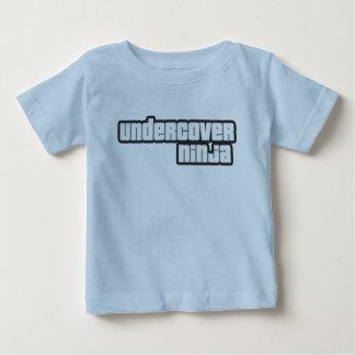geheime ninja baby t shirts