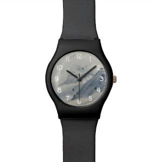 Geheimzinnige Pieken Chugach Horloge
