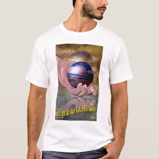 Gehele Wereld T Shirt