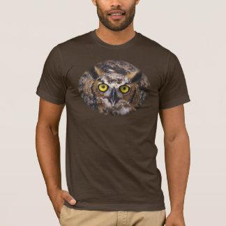 Gehoornde Uil T Shirt