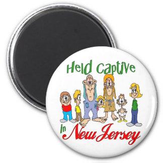 Gehouden Gevangene in New Jersey Magneet