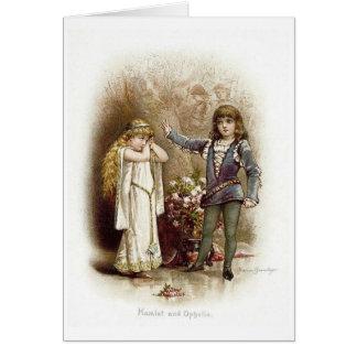 Gehucht en Ophelia, Briefkaarten 0