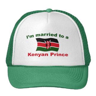 Gehuwd aan een Keniaanse Prins Petten Met Netje