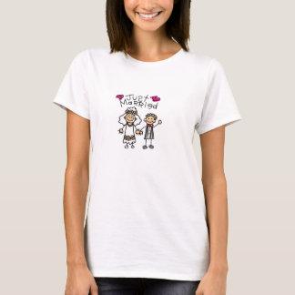 Gehuwd enkel Overhemd T Shirt