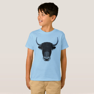 Geïllustreerd portret van Binnenlandse jakken T Shirt