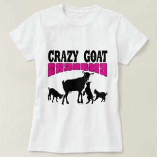 GEIT   de Gekke Oma Roze GYG van de Geit T Shirt