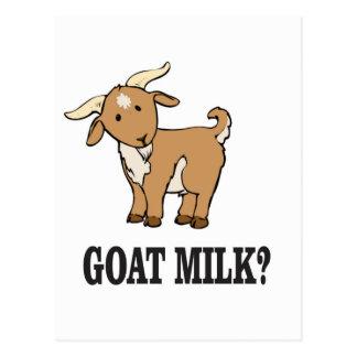 geit melk? briefkaart