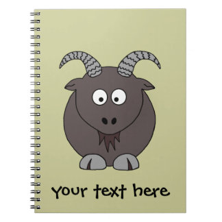 Geitebok Ringband Notitieboek