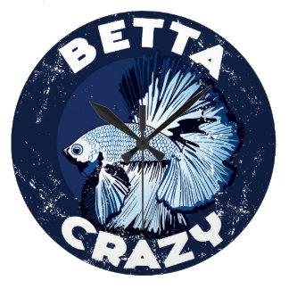 Gekke Betta - de Handige Klok van de Muur