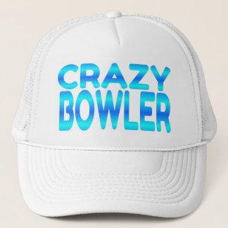 Gekke Bowlingspeler Trucker Pet