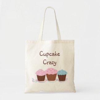 Gekke Cupcake Draagtas