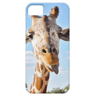 Gekke Giraf Barely There iPhone 5 Hoesje
