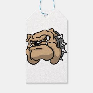 Gekke Hond Cadeaulabel